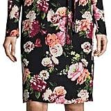 TDC Floral Wrap Dress