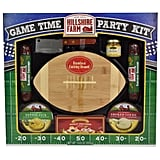 Hillshire Farm Sausage and Cheese Game Time Football Board Gift Set