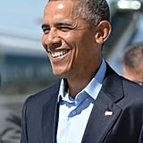 August 4 — Barack Obama