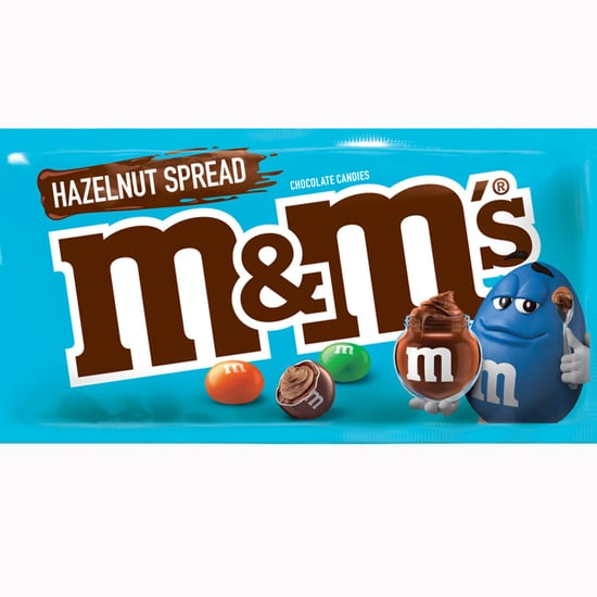 M&M's Hazelnut Spread Candies and Chocolate Bars 2018