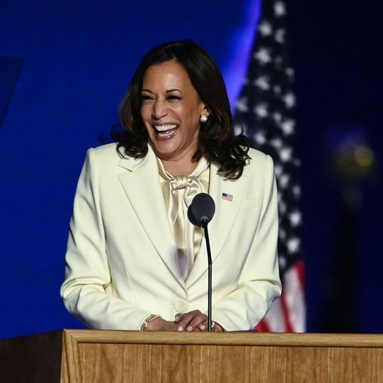 Kamala Harris Gives Acceptance Speech For Vice Presidency