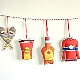 Canadian Themed Ornaments