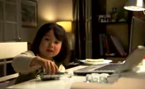 "Microsoft Uses Young Kids For New Rookies ""I'm a PC"" Ads"