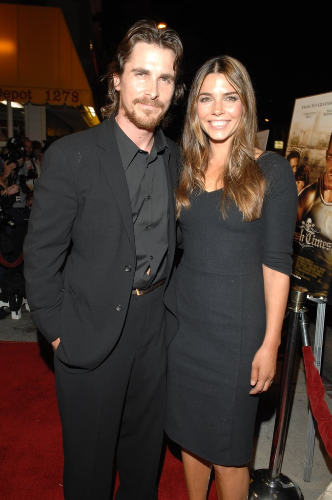Sibi was by his side on the red carpet at the LA premiere of Harsh Times in November 2006.