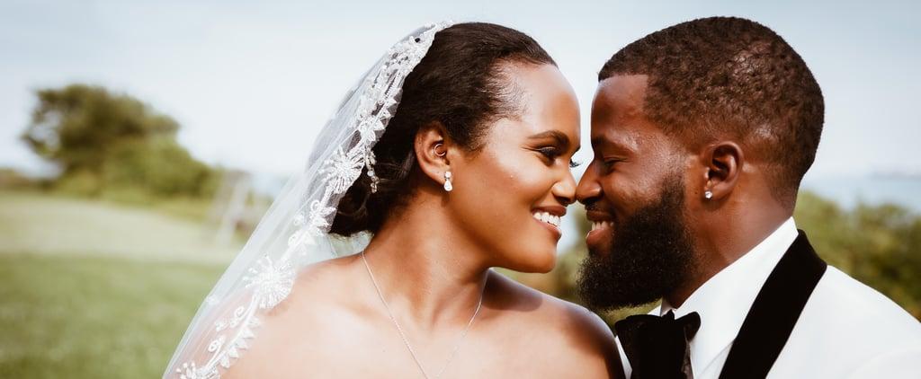 Intimate Virginia Backyard Wedding