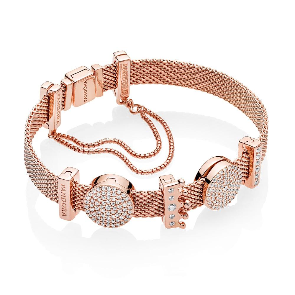 pandora rose gold bracelet australia