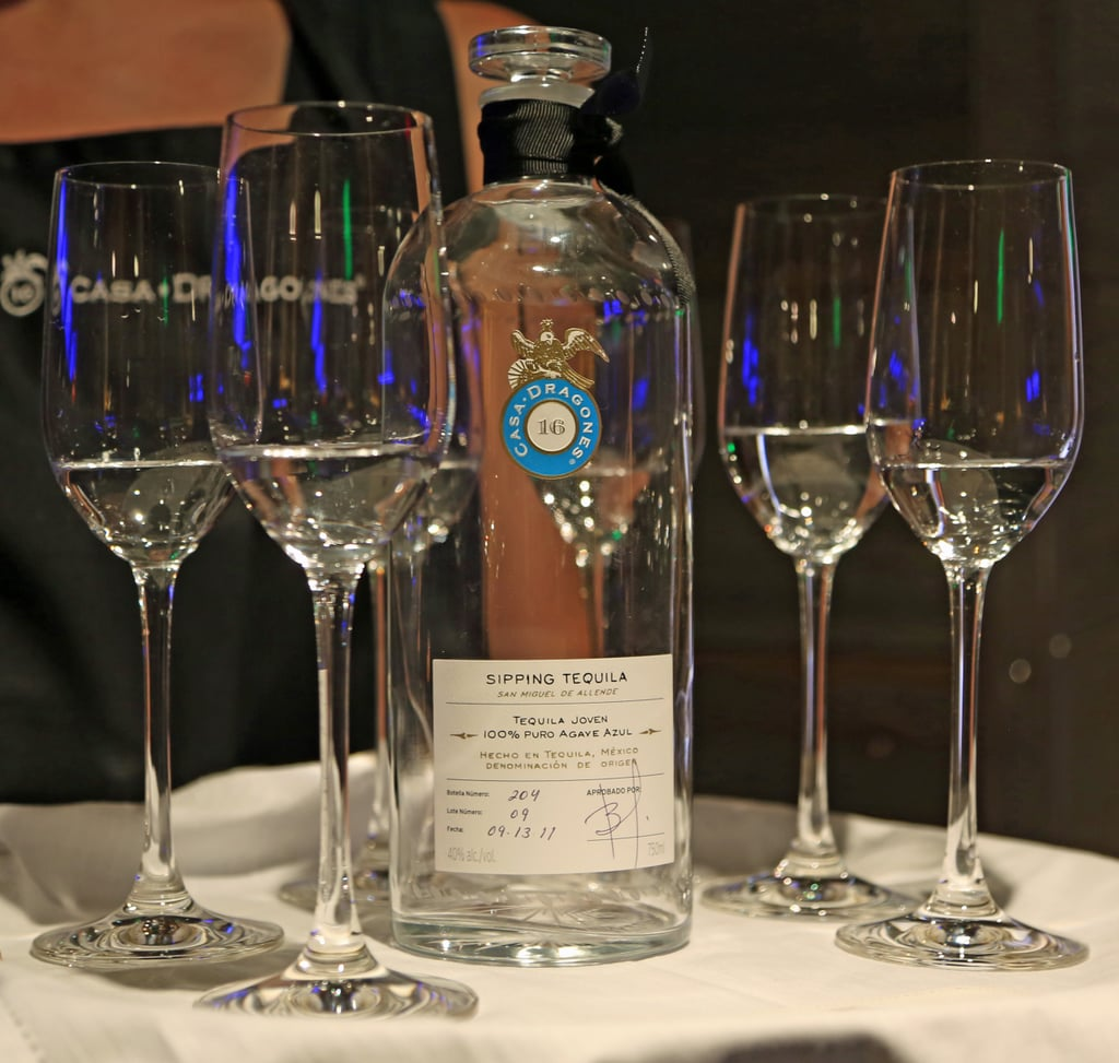 Flutes of Tequila