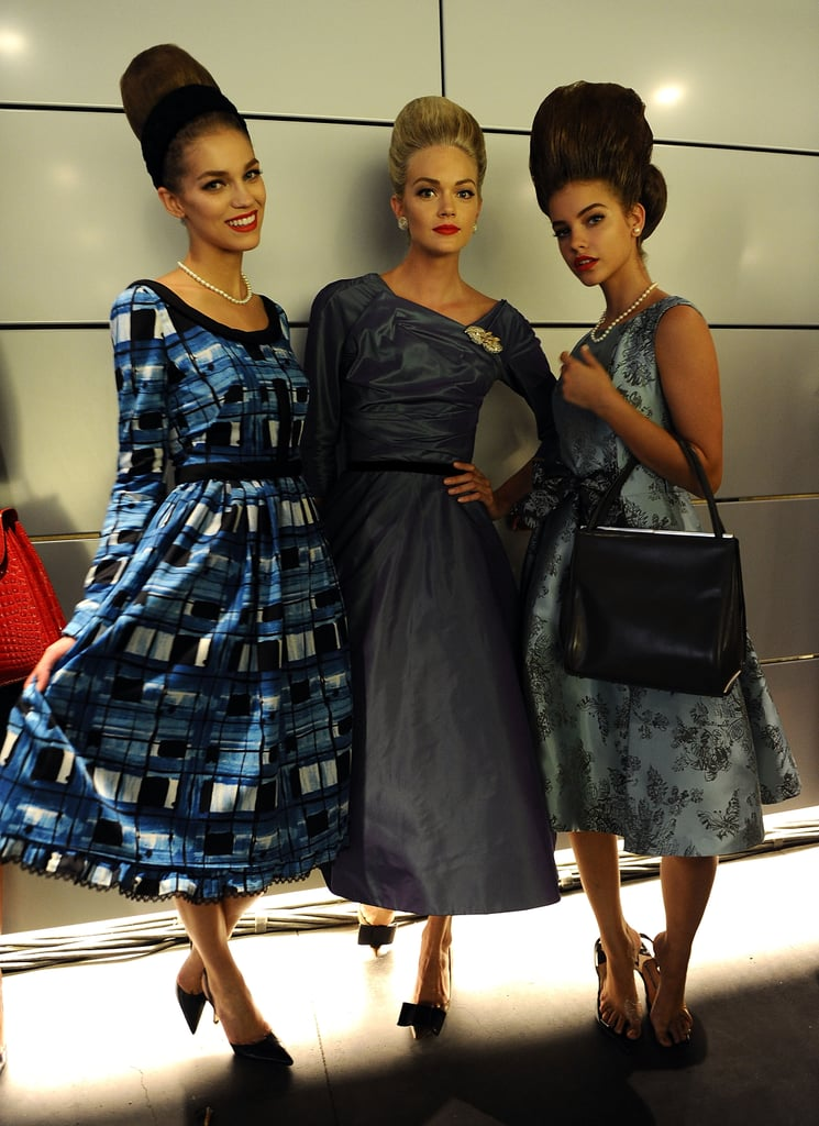 Fashion Week Kickoff! Celebrities Step Out For FNO Runway Show