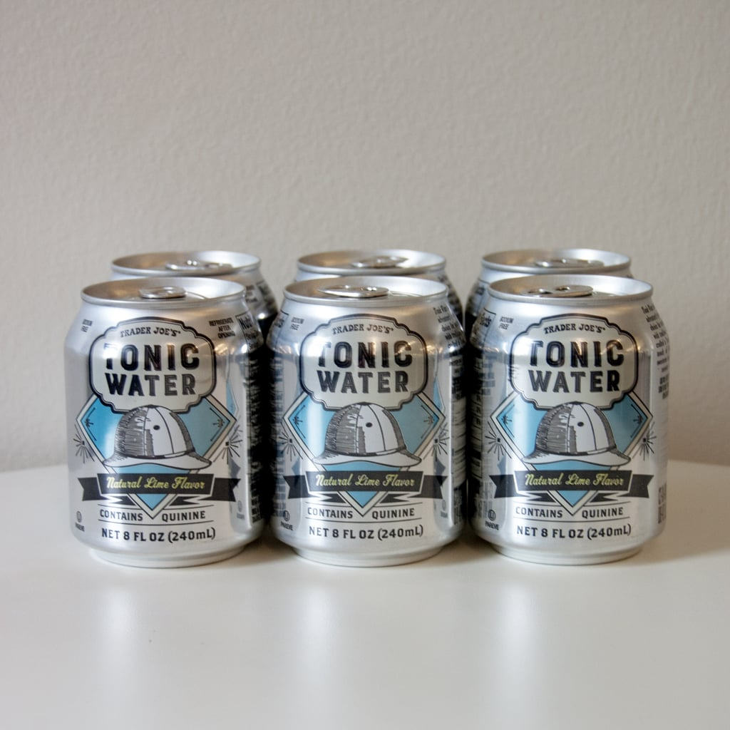 Pick Up: Tonic Water With Natural Lime Flavor ($4)