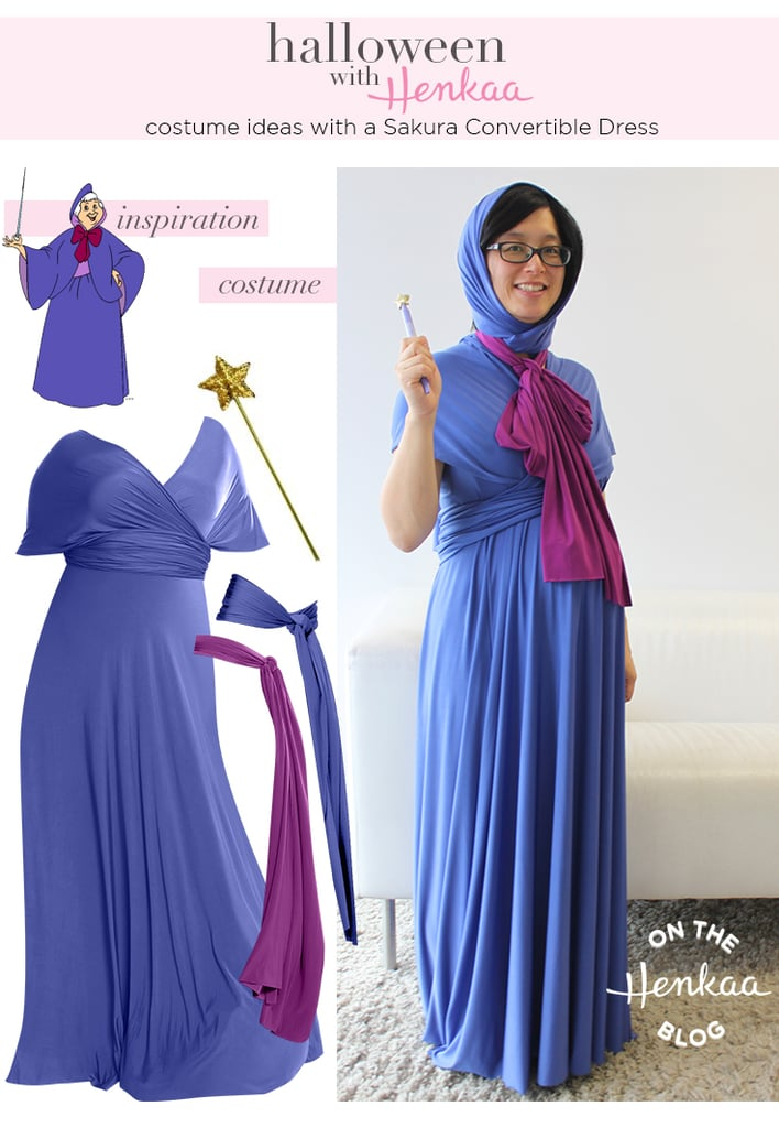 Fairy Godmother From Cinderella  sc 1 st  Popsugar & Fairy Godmother From Cinderella | DIY Disney Costumes For Adults ...