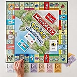 Pokemon Kanto Edition Monopoly Game