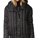 Carven Puffer Coat ($890)