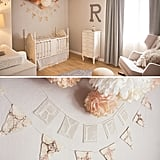 Incorporate Your Child's Name Into the Decor