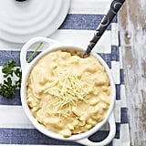 Slow-Cooker Four-Cheese Macaroni