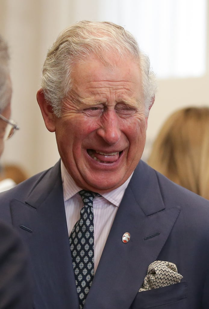 Prince Charles Talks to a Turkey in His BBC Documentary
