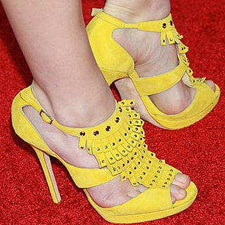 Guess The Celebrity Shoe Quiz