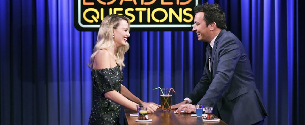 Jimmy Fallon and Margot Robbie Play Loaded Questions Video