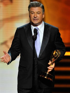 Alec Baldwin Wins Emmy For Outstanding Lead Actor in a Comedy Series