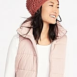 Old Navy Honeycomb-Knit Beanie