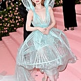 Madelaine Petsch at the 2019 Met Gala