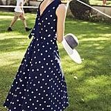 Boden Aria Ponte Midi Dress