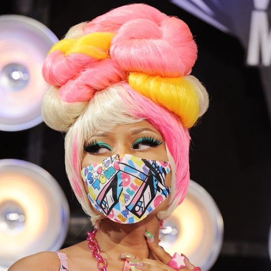 Lady Gaga in Drag at the 2011 MTV VMAs