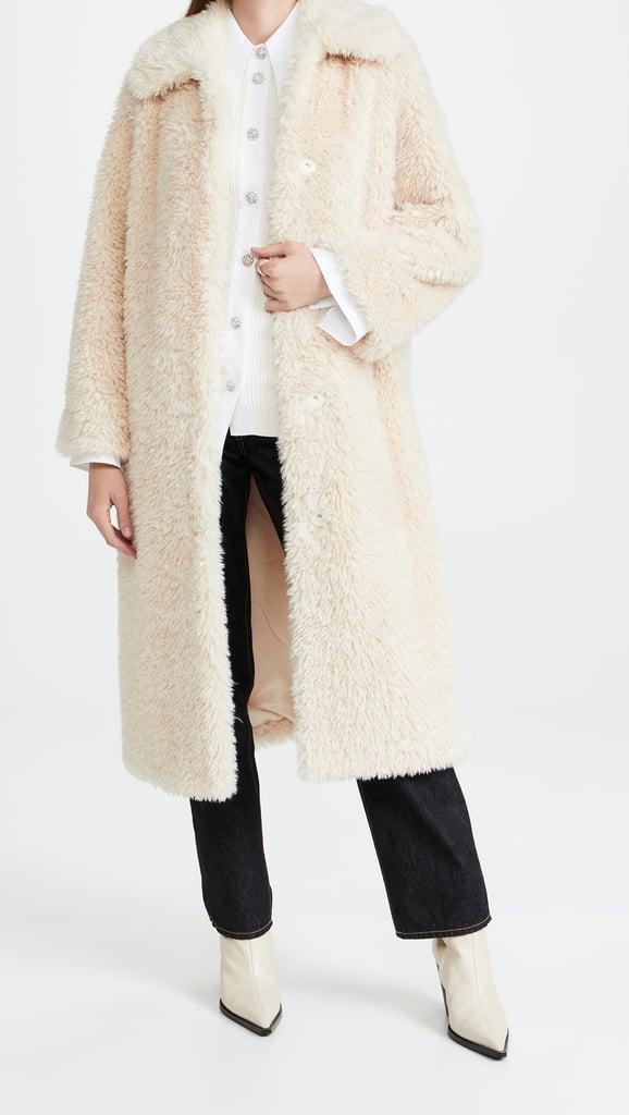 A Cozy Coat: Stand Studio Nino Coat