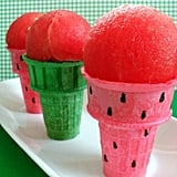 Watermelon Cones