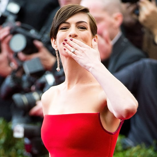 Pictures of Celebrity Nails at the 2014 Met Gala