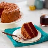 Mocha Velvet Cake Recipe