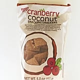 Pass: Cranberry Coconut Snacking Crackers ($3)