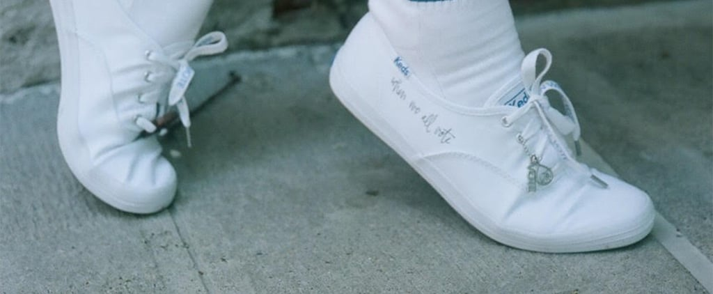 "Keds x Brother Vellies Launch ""Vote"" Sneakers"