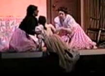 Dramatic Actress Gives A Comedic Performance