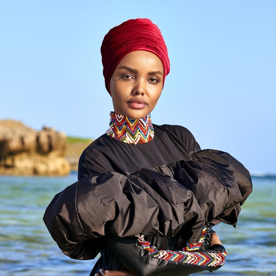 Halima Aden in Sports Illustrated Swimsuit Issue 2019 Photos