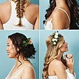 Unique Ways to Wear Wedding Hair Flowers