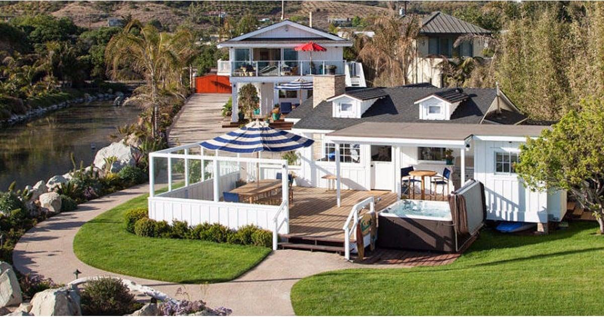 Mila Kunis And Ashton Kutcher 39 S Santa Barbara Beach House