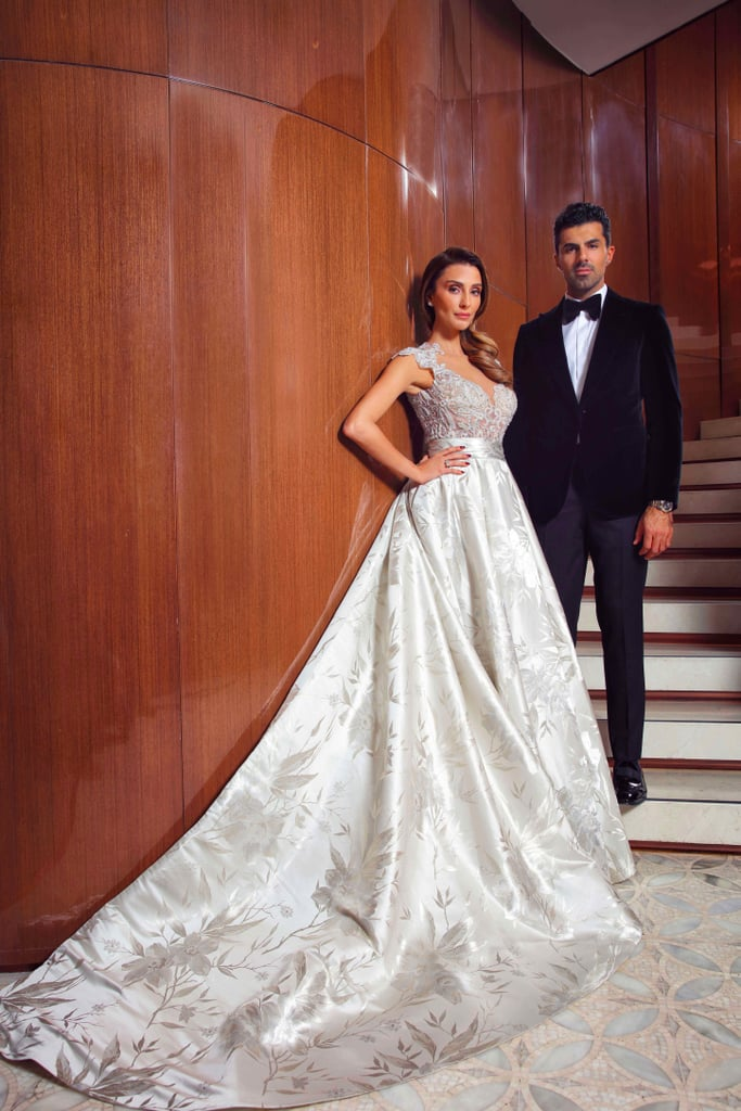 Turkish Designer Rasit Bagzibagli Does Wedding Collection