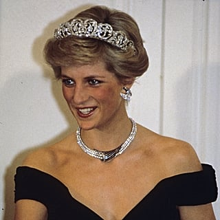 Princess Diana's Haircut Routine