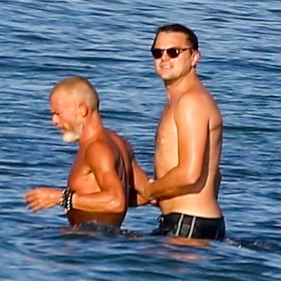 Leonardo DiCaprio Shirtless in Malibu Photos September 2018