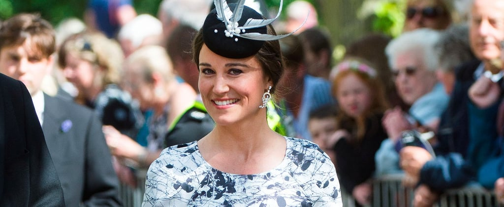 Let Professional Wedding Guest Pippa Middleton Inspire Your Next Look