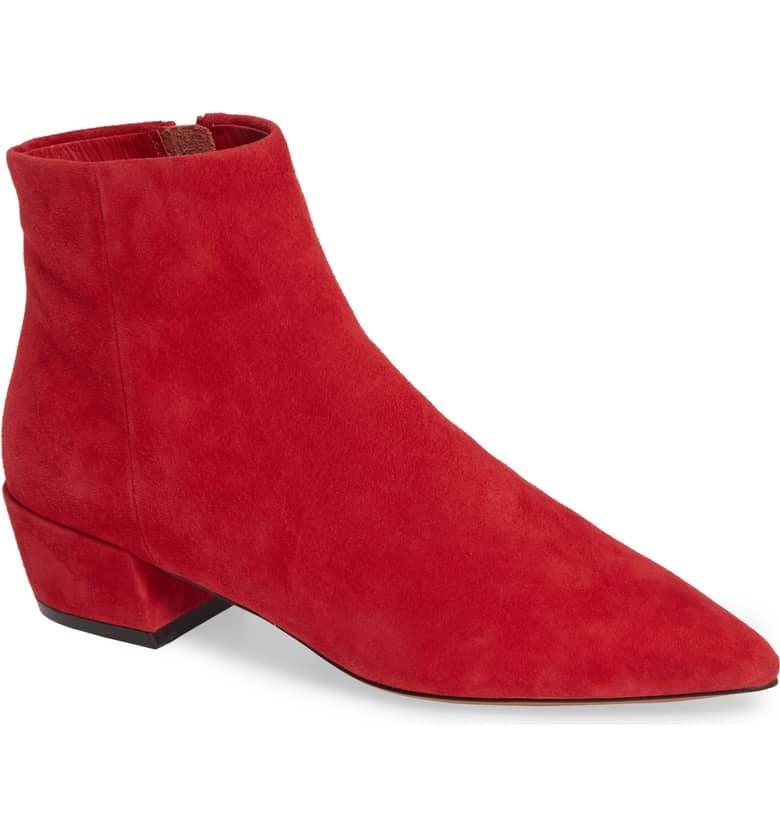 Linea Paolo Rhys Pointy Toe Bootie (Women) | Nordstrom