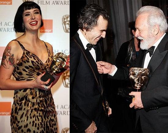 The BAFTA Awards: The Winners