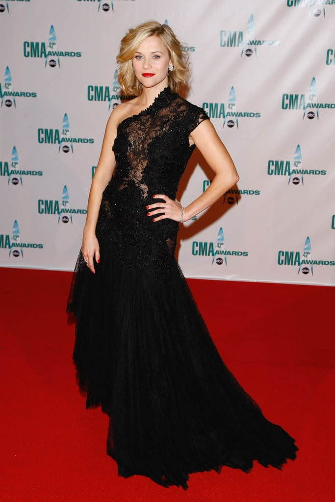 Reese Witherspoon at the 2008 CMA Awards