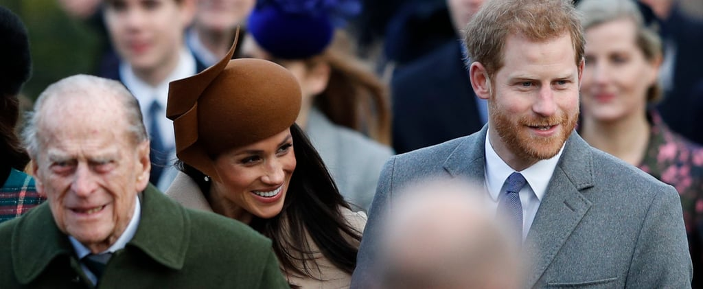 The Royal Family Heads to Church on Christmas Day, but All Eyes Are on Meghan