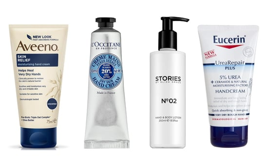 The best (and worst) hand creams for dry, cracked hands