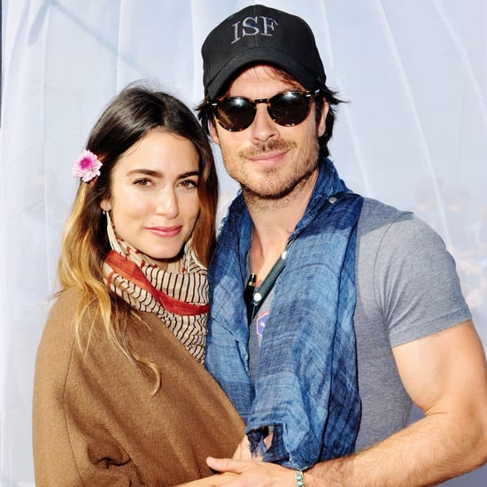 Ian Somerhalder and Nikki Reed at a Charity Event April 2017