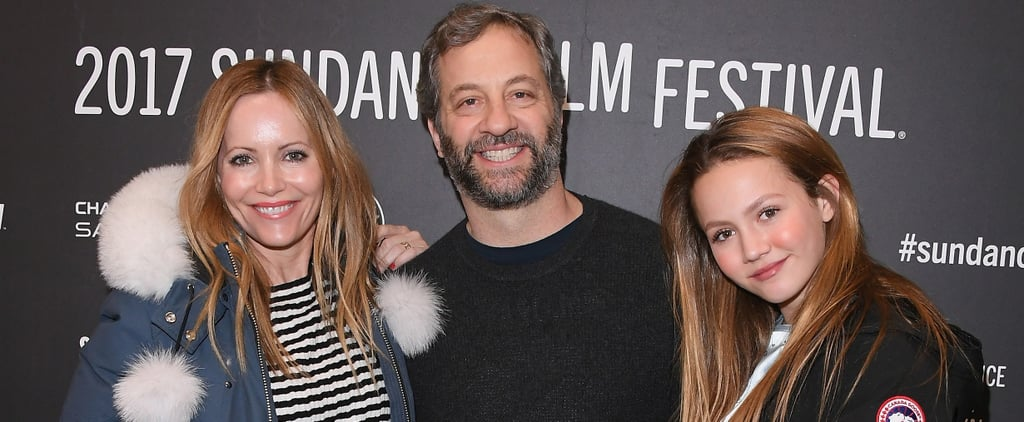Judd Apatow and Leslie Mann's Daughter Is All Grown Up at Sundance
