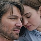 This movie is so good and streaming on Netflix now, so go watch it. And then maybe watch it a second time (at least) because Michiel Huisman and Lily James didn't eat a gross pie made out of a potato, a beet, and a dash of milk for you to watch this just once.