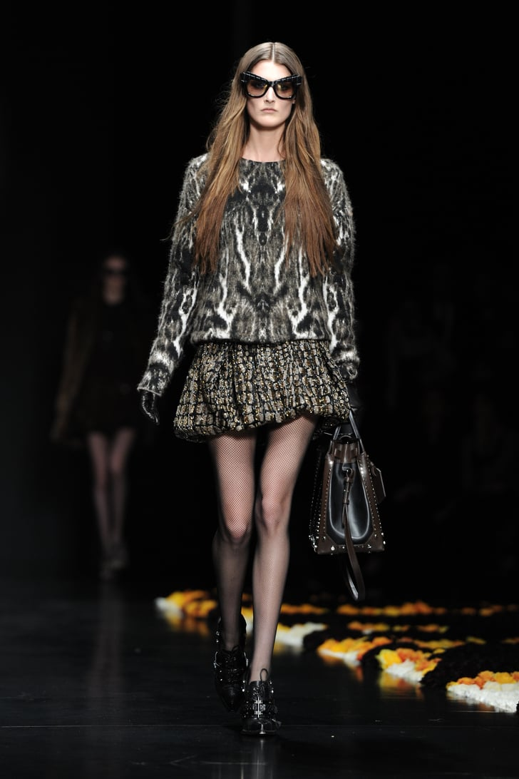 Review and Pictures of Roberto Cavalli Autumn Winter 2012 ...