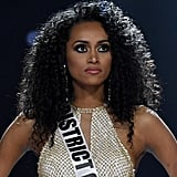 Miss USA Kara McCullough With Natural Hair